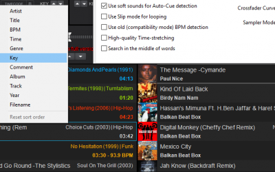 Between Downloading and Deck-Loading Music