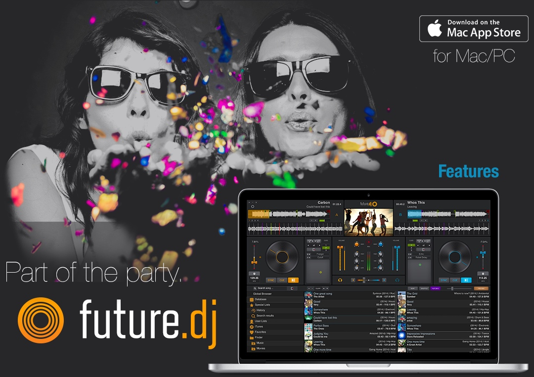dj mixing app for pc download
