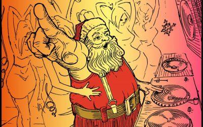 Santa's Hot DJ Rally