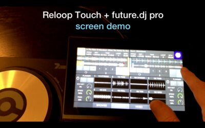 Full support for Reloop Touch in future.dj pro